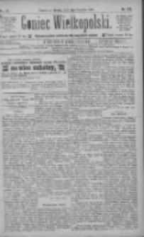 Goniec Wielkopolski: najtańsze pismo codzienne dla wszystkich stanów 1885.12.02 R.9 Nr276
