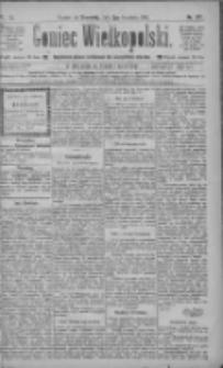 Goniec Wielkopolski: najtańsze pismo codzienne dla wszystkich stanów 1885.12.03 R.9 Nr277