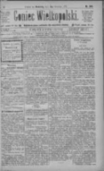 Goniec Wielkopolski: najtańsze pismo codzienne dla wszystkich stanów 1885.12.06 R.9 Nr280
