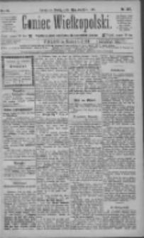 Goniec Wielkopolski: najtańsze pismo codzienne dla wszystkich stanów 1885.12.16 R.9 Nr287