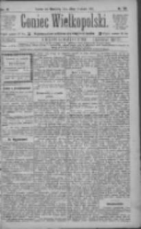 Goniec Wielkopolski: najtańsze pismo codzienne dla wszystkich stanów 1885.12.20 R.9 Nr291