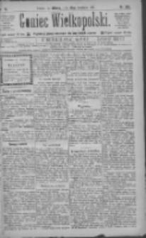Goniec Wielkopolski: najtańsze pismo codzienne dla wszystkich stanów 1885.12.22 R.9 Nr292