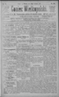 Goniec Wielkopolski: najtańsze pismo codzienne dla wszystkich stanów 1885.12.29 R.9 Nr296