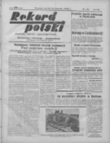 Rekord Polski: dawniej Goniec Wielkopolski: niezależny dziennik ilustrowany 1932.01.12 R.56 Nr12