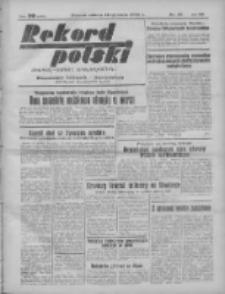 Rekord Polski: dawniej Goniec Wielkopolski: niezależny dziennik ilustrowany 1932.01.16 R.56 Nr16