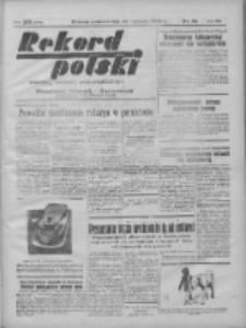 Rekord Polski: dawniej Goniec Wielkopolski: niezależny dziennik ilustrowany 1932.01.25 R.56 Nr25