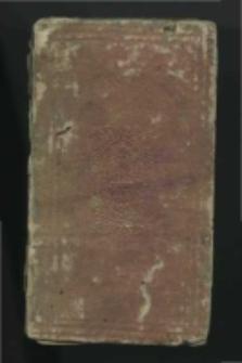 Calendarium sanctarum. Kalendarz Święcic: abo Dziennik doroczny [...] z ksiąg katholickich pisarzów, o zyćiu SS. Bożych [...] zgromadzone [...] roku [...] 1681
