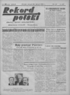 Rekord Polski: dawniej Goniec Wielkopolski: niezależny dziennik ilustrowany 1932.02.20 R.56 Nr47