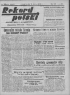 Rekord Polski: dawniej Goniec Wielkopolski: niezależny dziennik ilustrowany 1932.03.02 R.56 Nr56