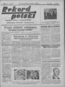 Rekord Polski: dawniej Goniec Wielkopolski: niezależny dziennik ilustrowany 1932.03.04 R.56 Nr58