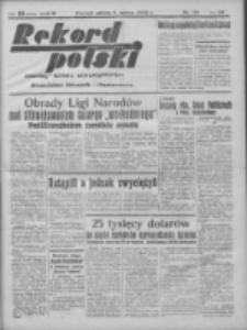 Rekord Polski: dawniej Goniec Wielkopolski: niezależny dziennik ilustrowany 1932.03.05 R.56 Nr59