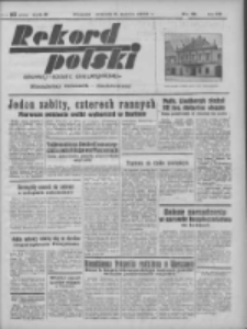 Rekord Polski: dawniej Goniec Wielkopolski: niezależny dziennik ilustrowany 1932.03.08 R.56 Nr61
