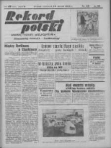 Rekord Polski: dawniej Goniec Wielkopolski: niezależny dziennik ilustrowany 1932.03.10 R.56 Nr63
