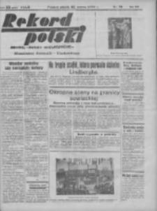 Rekord Polski: dawniej Goniec Wielkopolski: niezależny dziennik ilustrowany 1932.03.25 R.56 Nr76