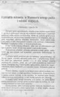 Ogrodnik Polski: dwutygodnik poświęcony wszystkim gałęziom ogrodnictwa 1880 R.2 T.2 Nr21
