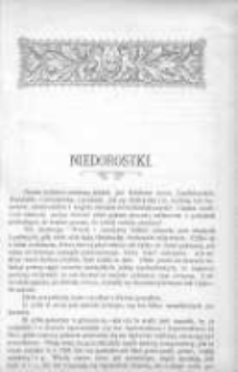 Ogrodnik Polski: organ Towarzystwa Ogrodniczego Warszawskiego: dwutygodnik poświęcony sprawom ogrodnictwa krajowego 1904 R.26 T.26 Nr7