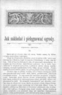 Ogrodnik Polski: organ Towarzystwa Ogrodniczego Warszawskiego: dwutygodnik poświęcony sprawom ogrodnictwa krajowego 1904 R.26 T.26 Nr15