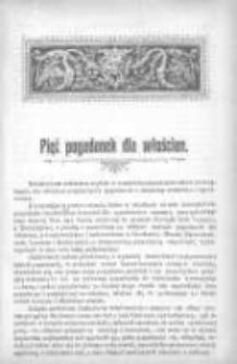 Ogrodnik Polski: organ Towarzystwa Ogrodniczego Warszawskiego: dwutygodnik poświęcony sprawom ogrodnictwa krajowego 1904 R.26 T.26 Nr16