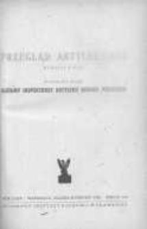 Przegląd Artyleryjski: miesięcznik wydawany przez Główny Inspektorat Artylerii Wojska Polskiego 1946 marzec/kwiecień R.24 Z.3/4