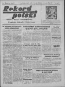 Rekord Polski: dawniej Goniec Wielkopolski: niezależny dziennik ilustrowany 1932.04.01 R.56 Nr81