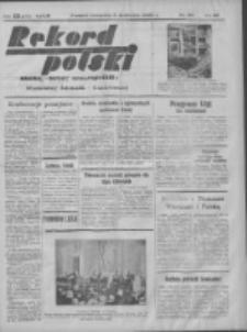Rekord Polski: dawniej Goniec Wielkopolski: niezależny dziennik ilustrowany 1932.04.07 R.56 Nr86