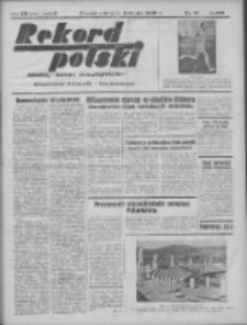 Rekord Polski: dawniej Goniec Wielkopolski: niezależny dziennik ilustrowany 1932.04.09 R.56 Nr88