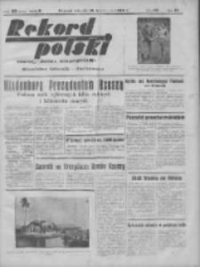 Rekord Polski: dawniej Goniec Wielkopolski: niezależny dziennik ilustrowany 1932.04.12 R.56 Nr90