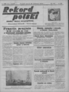 Rekord Polski: dawniej Goniec Wielkopolski: niezależny dziennik ilustrowany 1932.04.19 R.56 Nr96