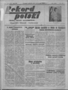Rekord Polski: dawniej Goniec Wielkopolski: niezależny dziennik ilustrowany 1932.04.30 R.56 Nr106