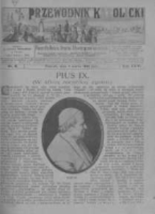 Przewodnik Katolicki. 1918 R.24 nr9