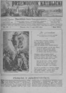 Przewodnik Katolicki. 1918 R.24 nr18