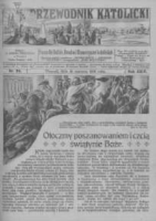 Przewodnik Katolicki. 1918 R.24 nr24