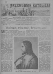 Przewodnik Katolicki. 1918 R.24 nr44
