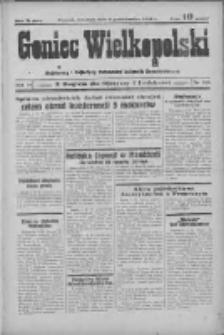 Goniec Wielkopolski: najstarszy i najtańszy niezależny dziennik demokratyczny 1932.10.06 R.56 Nr110