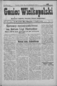 Goniec Wielkopolski: najstarszy i najtańszy niezależny dziennik demokratyczny 1932.10.08 R.56 Nr112