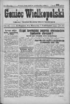Goniec Wielkopolski: najstarszy i najtańszy niezależny dziennik demokratyczny 1932.10.12 R.56 Nr115
