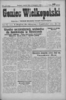Goniec Wielkopolski: najstarszy i najtańszy niezależny dziennik demokratyczny 1932.11.08 R.56 Nr137