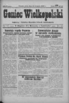 Goniec Wielkopolski: najstarszy i najtańszy niezależny dziennik demokratyczny 1932.11.19 R.56 Nr147