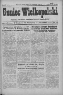 Goniec Wielkopolski: najstarszy i najtańszy niezależny dziennik demokratyczny 1932.11.22 R.56 Nr149