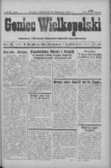 Goniec Wielkopolski: najstarszy i najtańszy niezależny dziennik demokratyczny 1932.11.30 R.56 Nr156