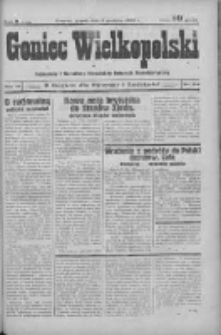 Goniec Wielkopolski: najstarszy i najtańszy niezależny dziennik demokratyczny 1932.12.02 R.56 Nr158