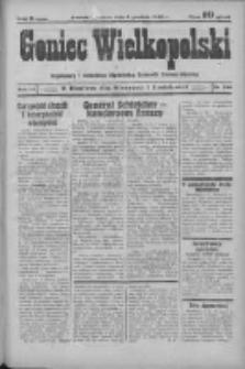 Goniec Wielkopolski: najstarszy i najtańszy niezależny dziennik demokratyczny 1932.12.04 R.56 Nr160