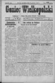 Goniec Wielkopolski: najstarszy i najtańszy niezależny dziennik demokratyczny 1932.12.11 R.56 Nr165