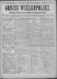 Goniec Wielkopolski: najtańsze pismo codzienne dla wszystkich stanów 1900.07.03 R.24 Nr148