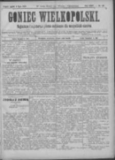 Goniec Wielkopolski: najtańsze pismo codzienne dla wszystkich stanów 1900.07.06 R.24 Nr151