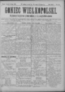 Goniec Wielkopolski: najtańsze pismo codzienne dla wszystkich stanów 1900.07.10 R.24 Nr154