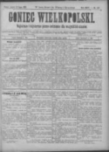 Goniec Wielkopolski: najtańsze pismo codzienne dla wszystkich stanów 1900.07.13 R.24 Nr157