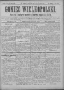 Goniec Wielkopolski: najtańsze pismo codzienne dla wszystkich stanów 1900.07.18 R.24 Nr161