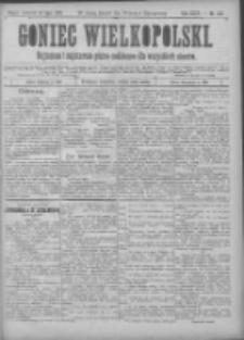 Goniec Wielkopolski: najtańsze pismo codzienne dla wszystkich stanów 1900.07.19 R.24 Nr162