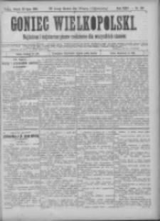 Goniec Wielkopolski: najtańsze pismo codzienne dla wszystkich stanów 1900.07.23 R.24 Nr166